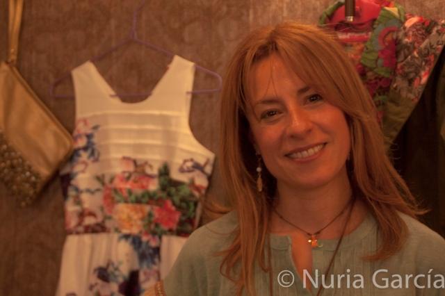 Carol creadora de Txirene Showroom