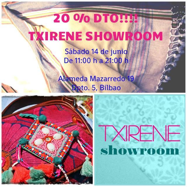 txirene showroom