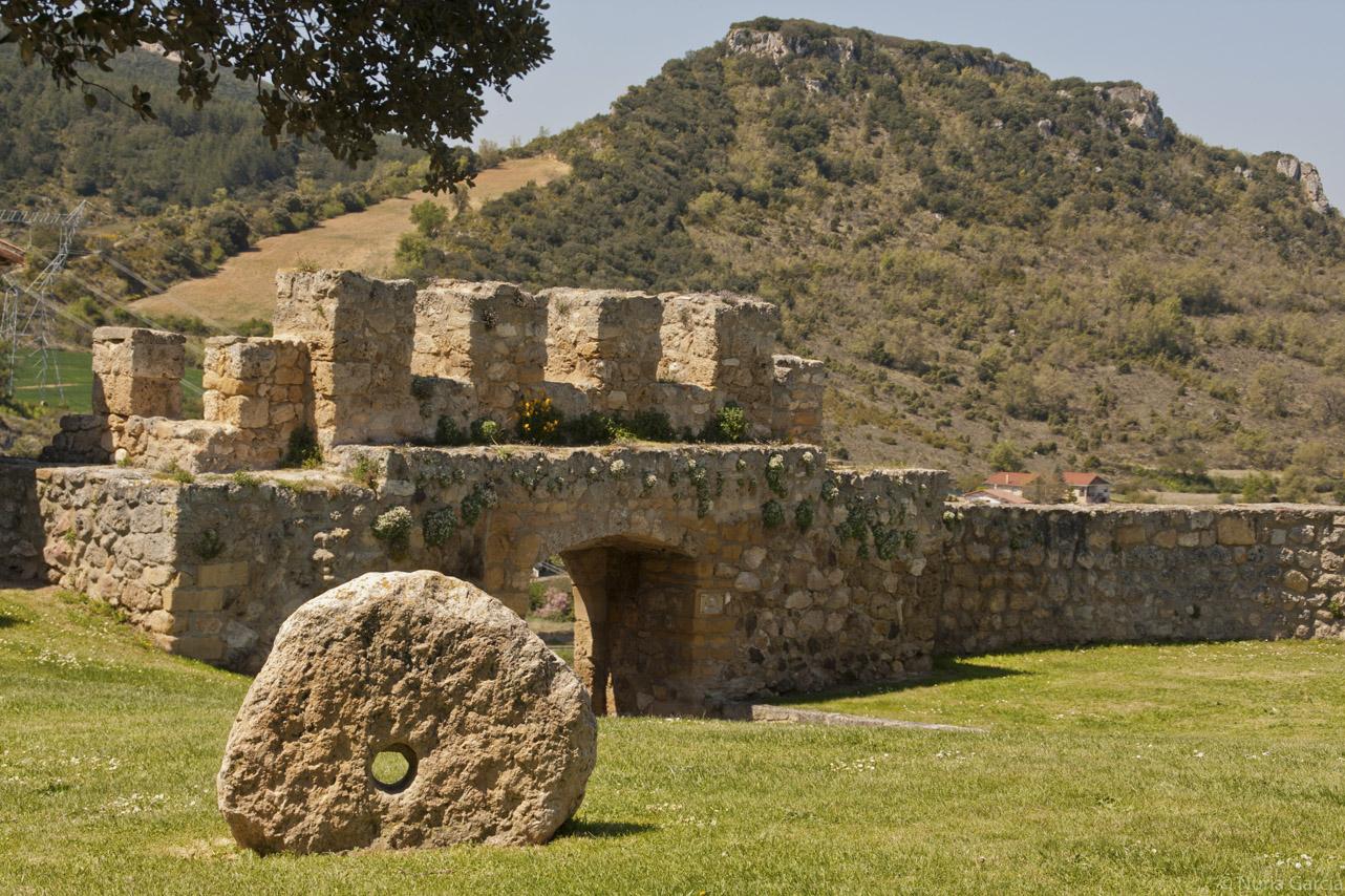 Partes de la Iglesia de San Vicente