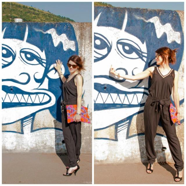 Graffiti al fondo