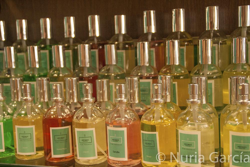 Aromas para Mikados