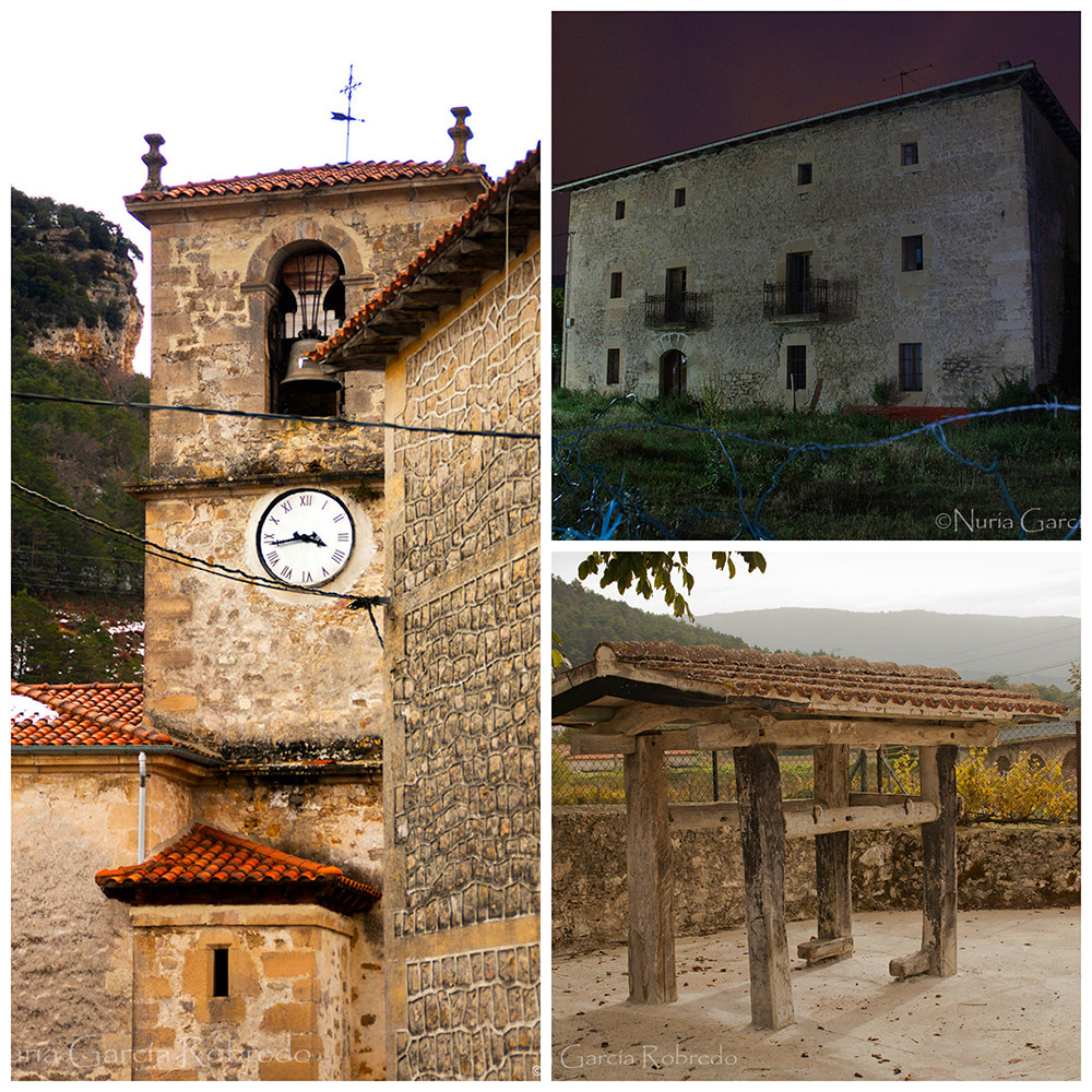 Edificios importantes del pueblo