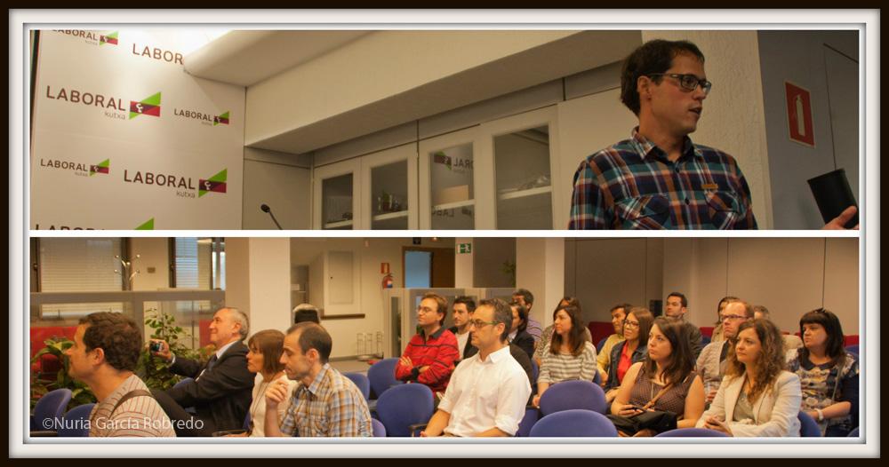 Presentación de la nueva herramienta online de Laboral Kutxa