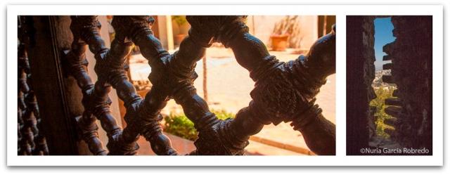 Detalles en La Alcazaba