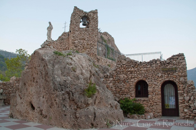 Ermita de piedra