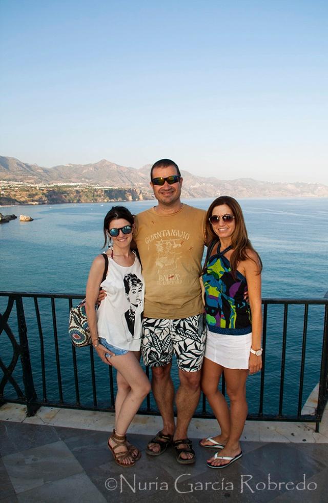 Nurilove, Andrés e Isabel