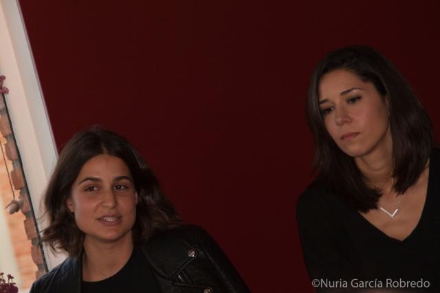Zoe (Fashion Snap Spots) y Natalia (Romalo's)