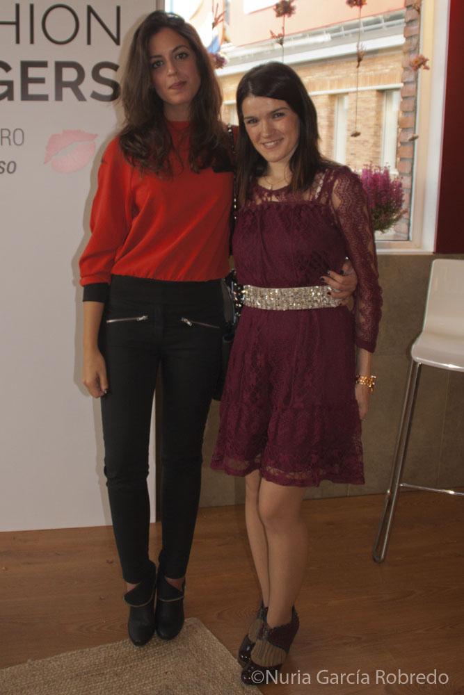 Silvia (1 silla para mi bolso) y Nurilove