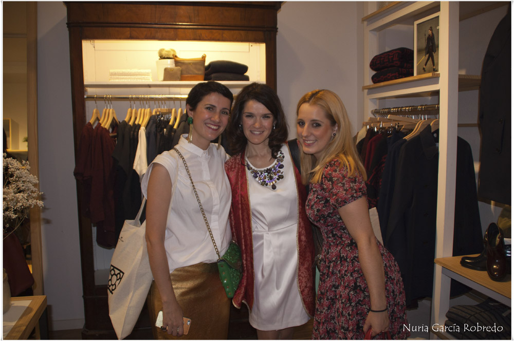 Nora (Back to trendy), Nurilove y Goizane (Me myself my wardrobe)