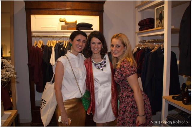 Nora (Back to trendy), Nurilove y Goizane (Me myself my wardrobe)
