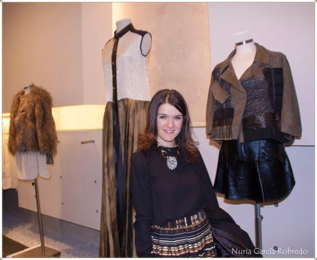 Nurilove junto a más prendas de la nueva colección, todas ellas maravillosas