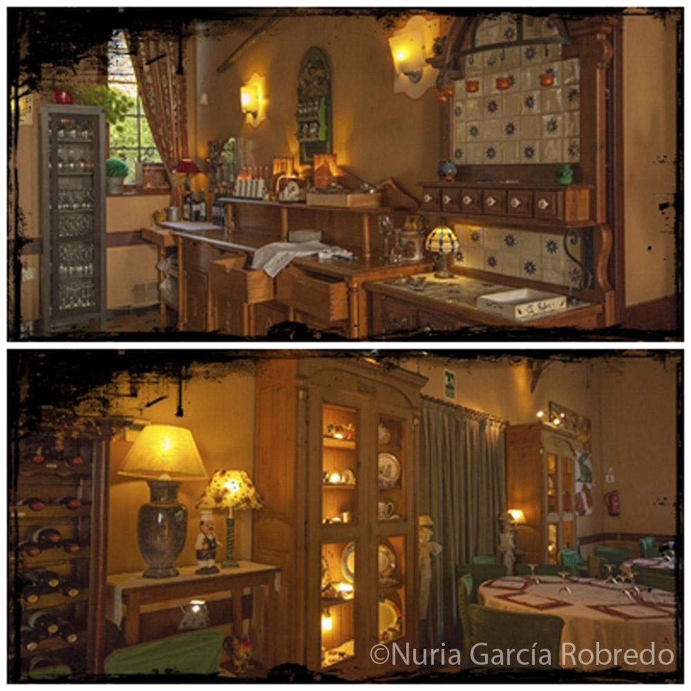 Partes del mobiliario que lo decoran
