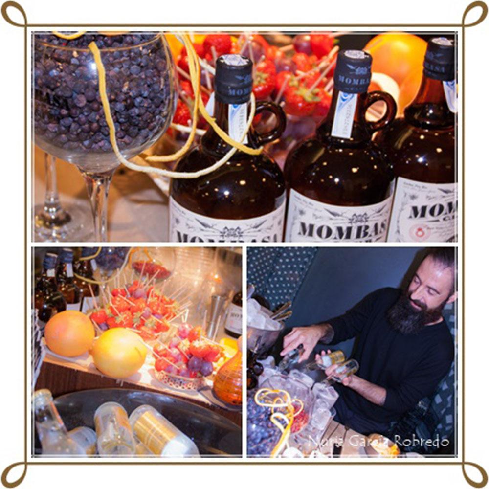 Gin Tonics súper especiales de SUKHAR