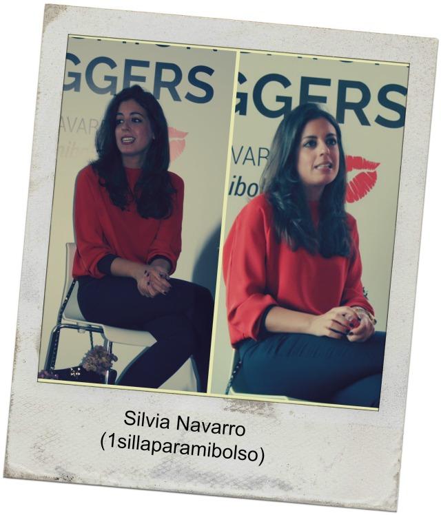 Silvia Navarro (1sillaparamibolso) nuestra protagonista