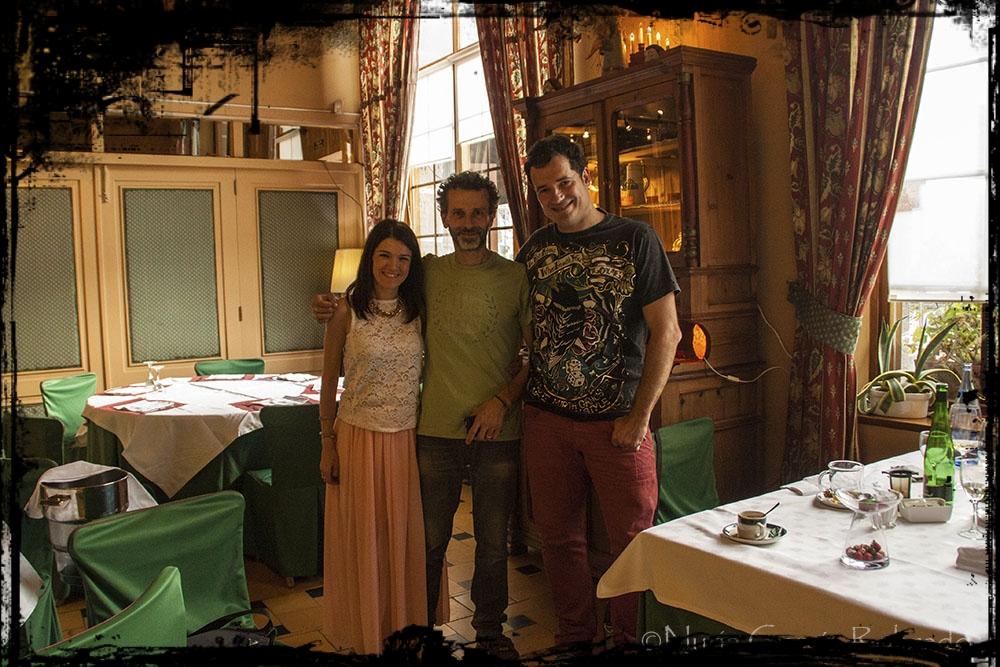 Nurilove, Jesús Barreña y Andrés