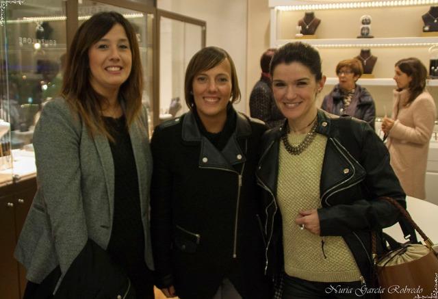 De izquierda a derecha Irantzu (Cuenta hasta diez), Nora (Back to trendy) y Nurilove