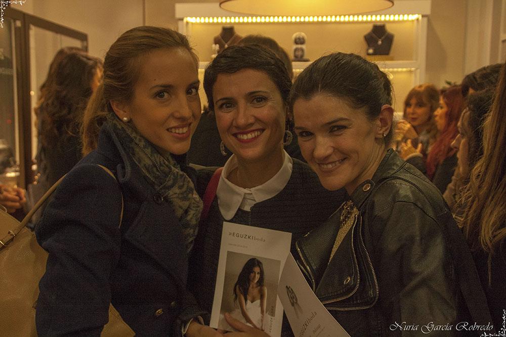 De izquierda a derecha Amaia (Fashion & Traveling), Nora (Back to trendy) y Nurilove