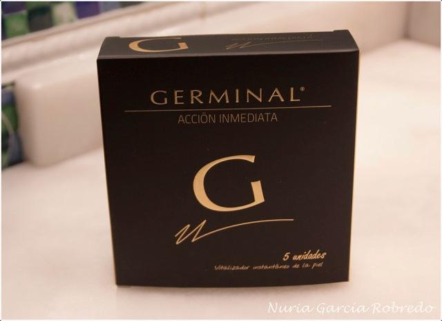 Caja de ampollas Germinal