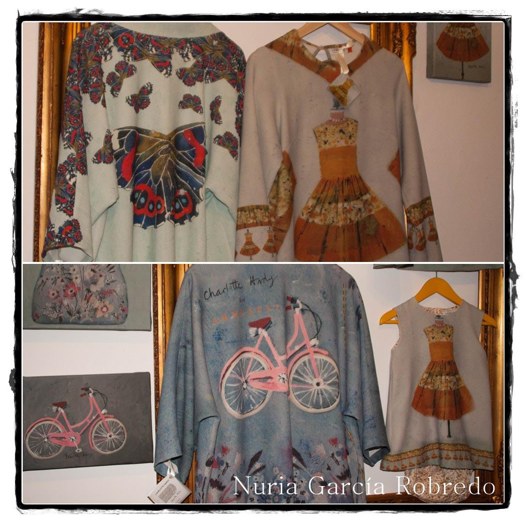 Diseños protagonistas de la colección