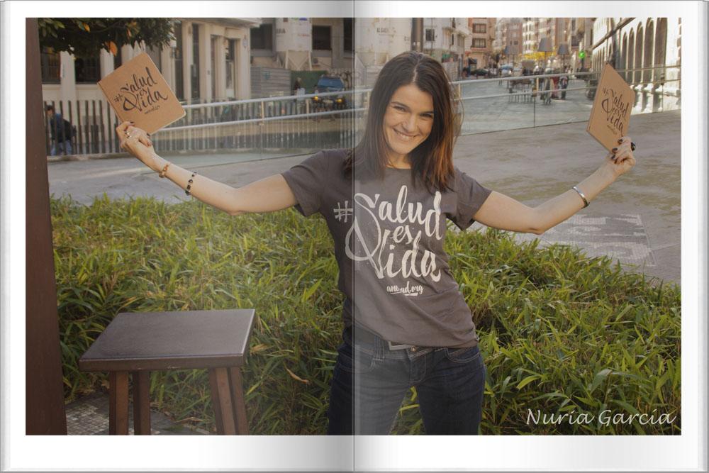 Nurilove y #saludesvida