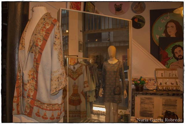 Kimono del vestido