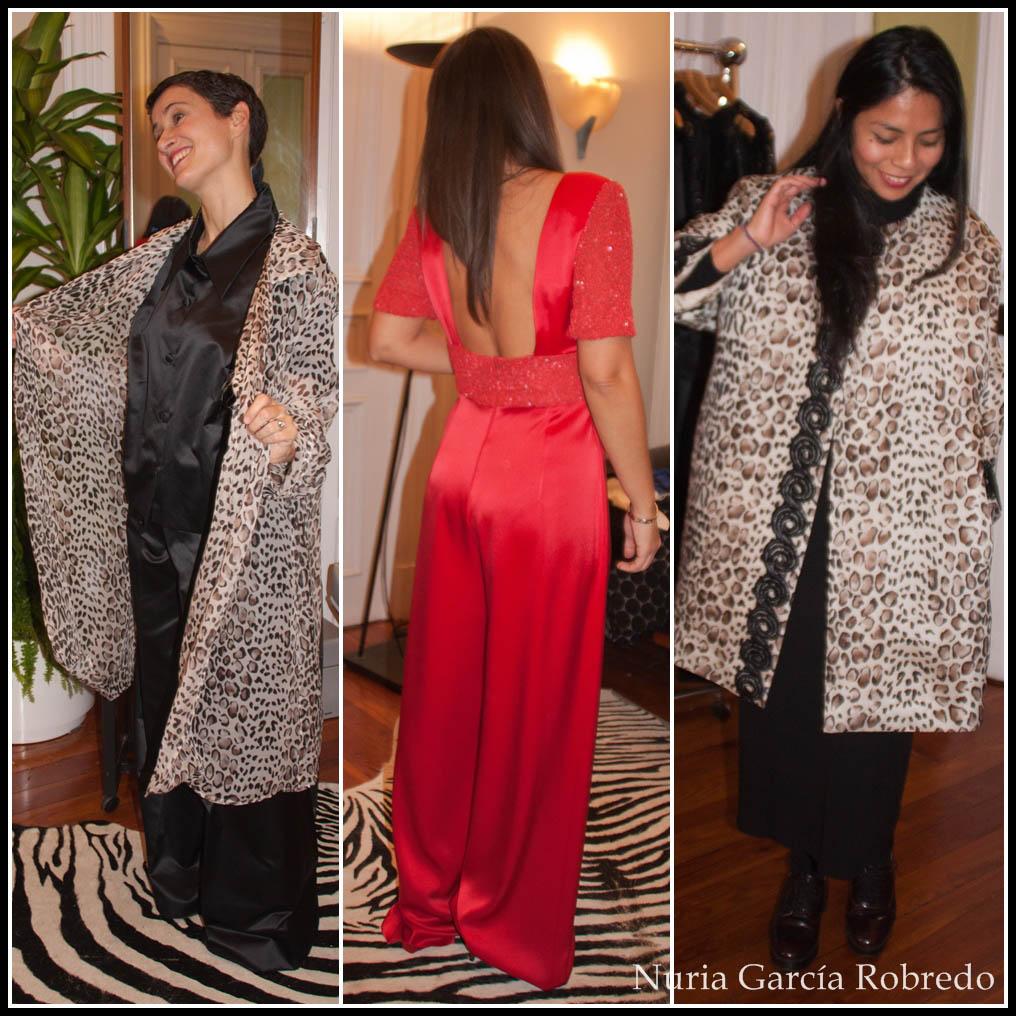 Más prendas de su colección de la mano de Nora (Back to trendy), Eli (La huella de mis tacones) y Ana (Ana Living Fashion)