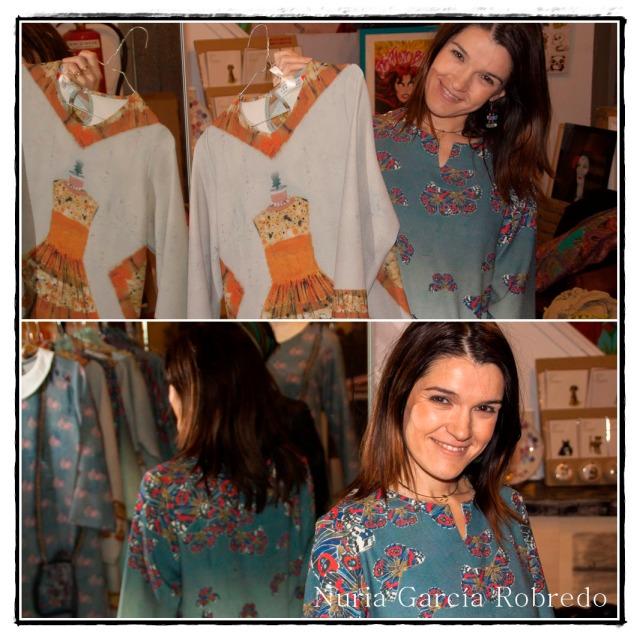 El vestido del vestido y el de las mariposas