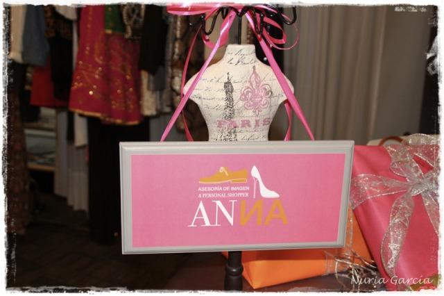 Anna (Asesoría de Imagen & Personal Shopper)