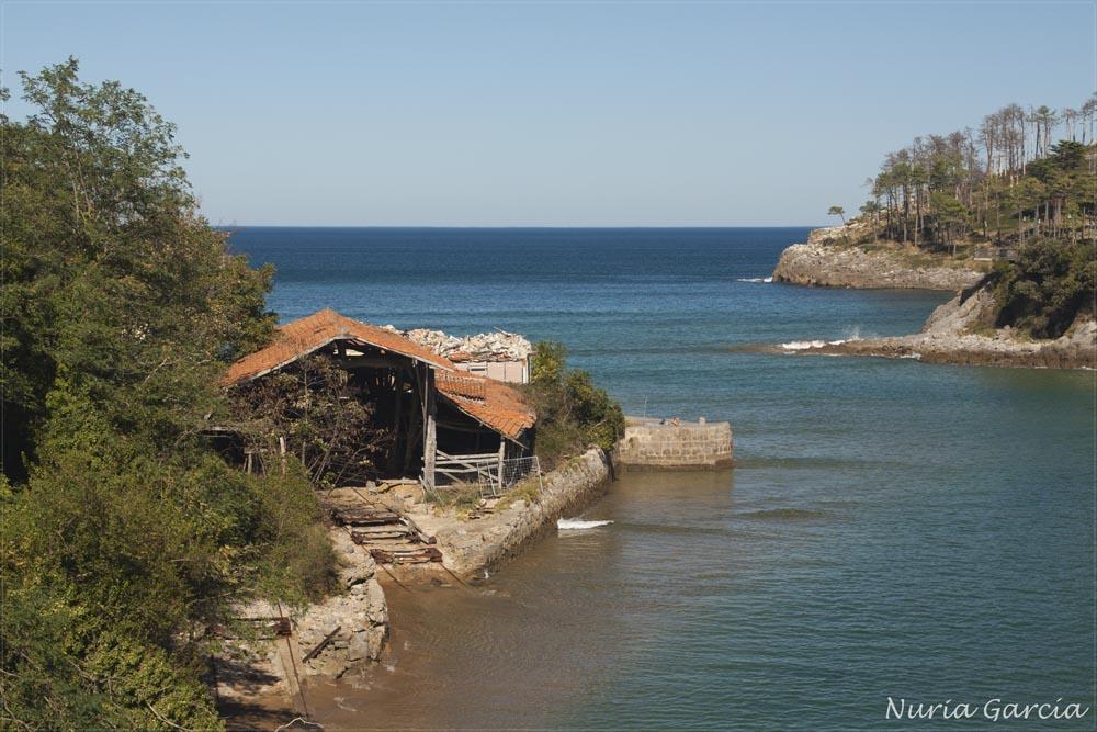 Antiguo Astillero en Lekeitio