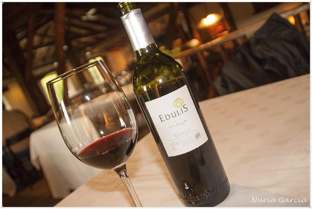 Vino Crianza Edulis 2011 D.O. Rioja
