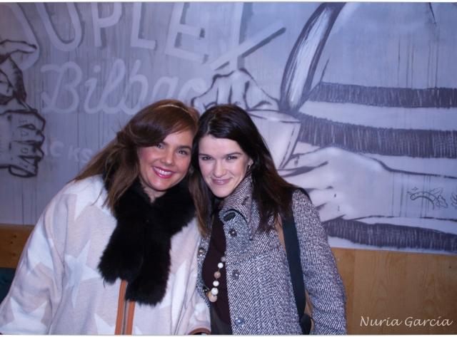 Vanessa (I love Melita) y Nurilove