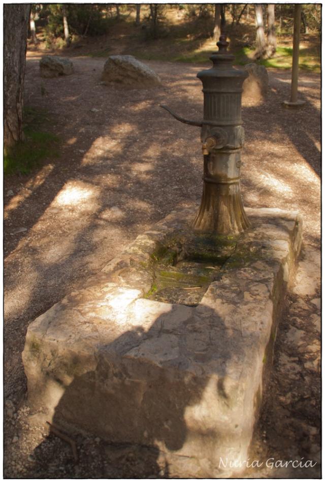Fuente antigua
