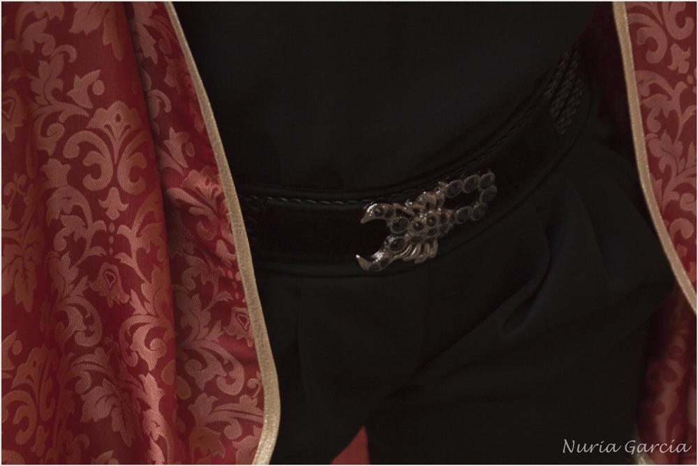 Detalle del pantalón