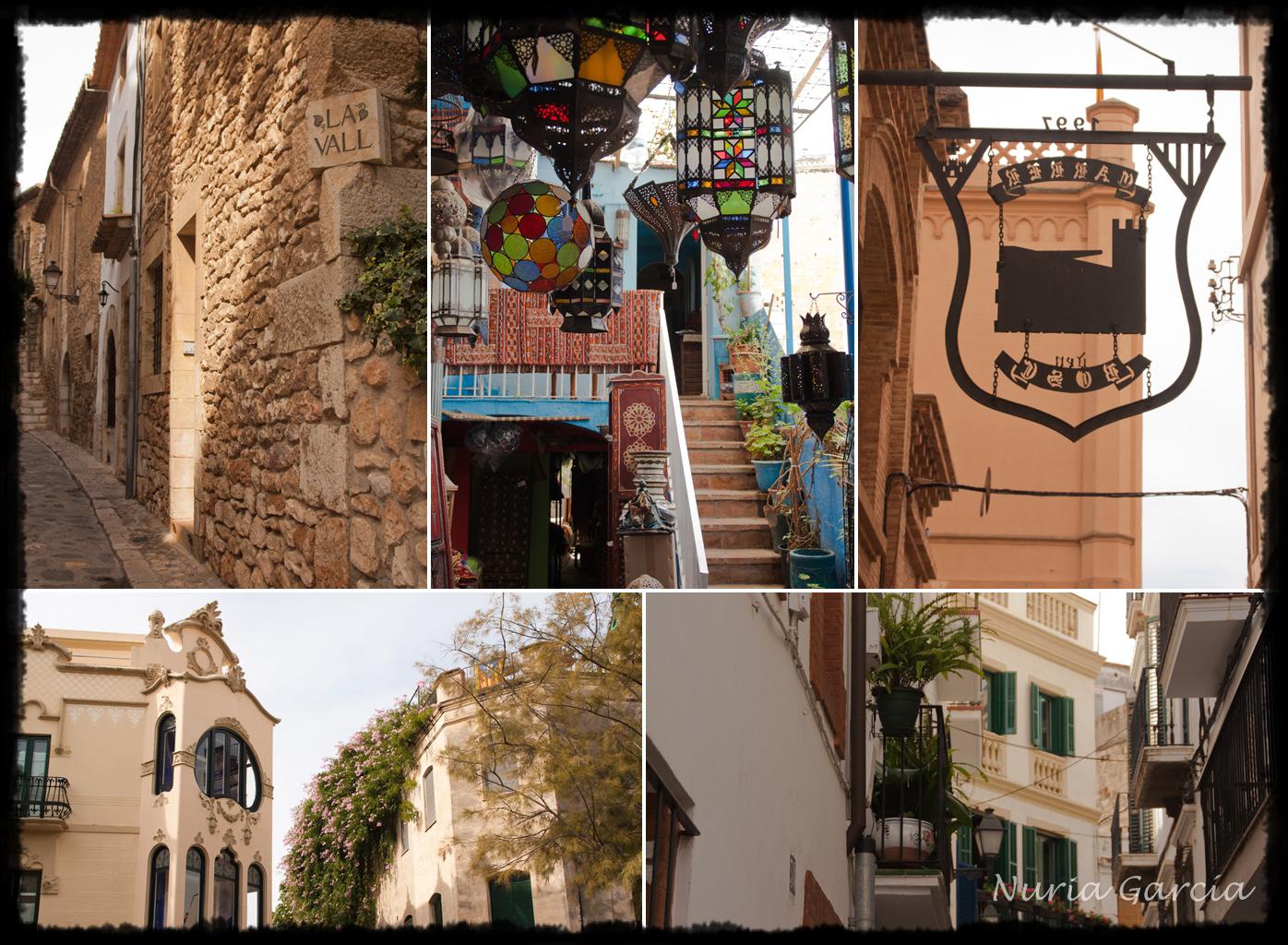 Casco antiguo de Sitges