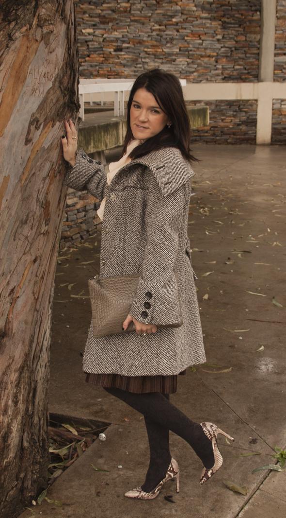 Vista del abrigo