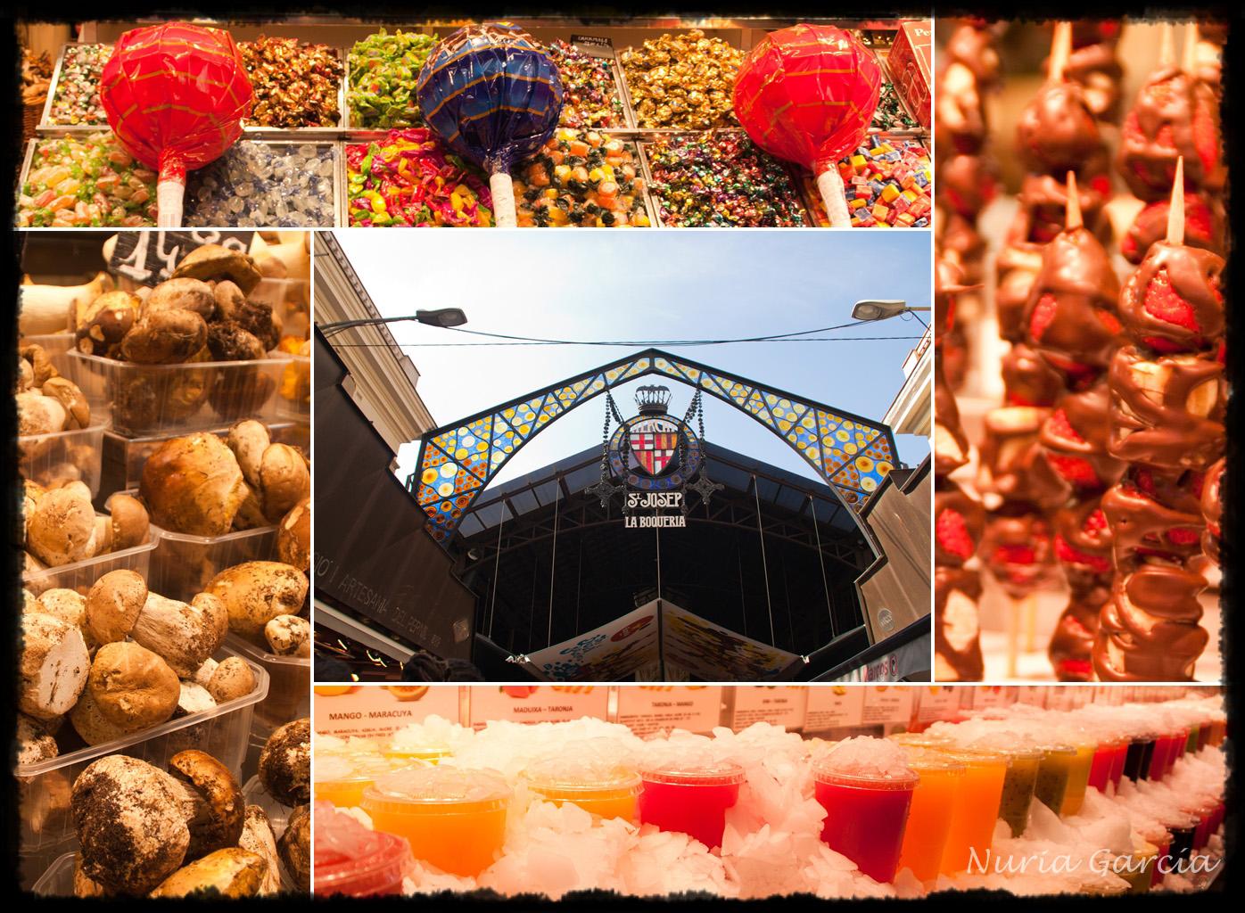 Mercado La Boquería