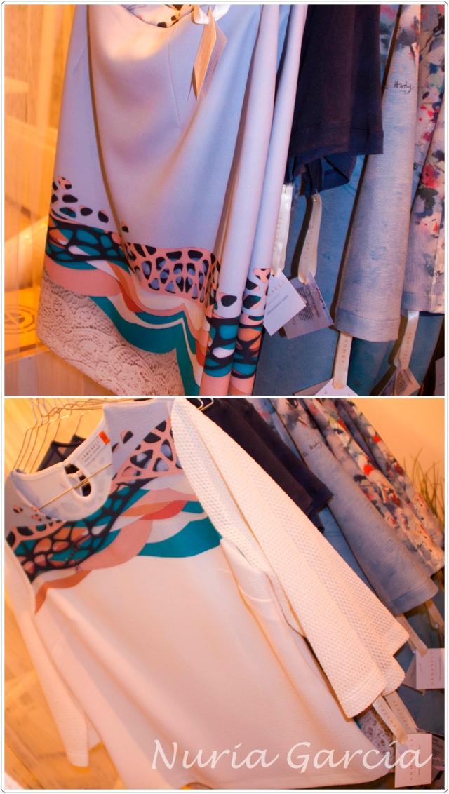 Algunas prendas de la nueva colección
