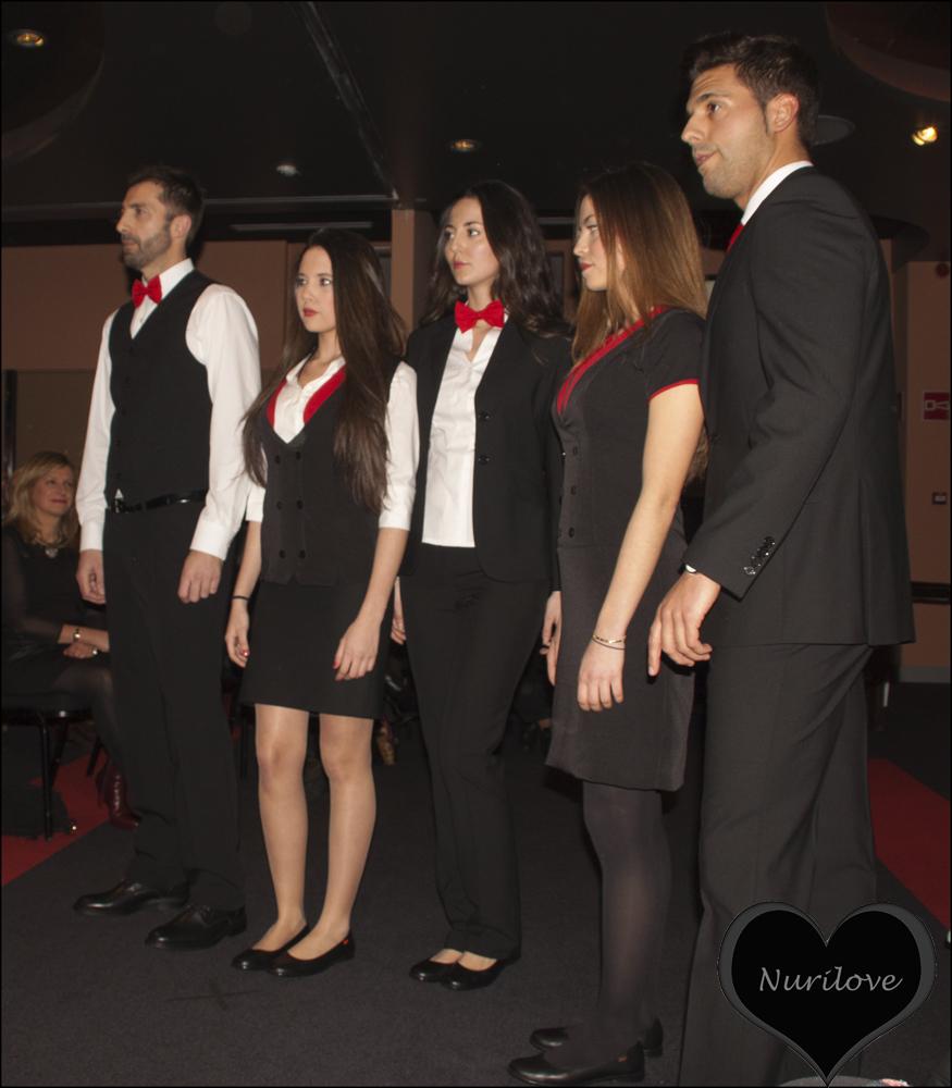 Uniformes del Gran Casino Bilbao