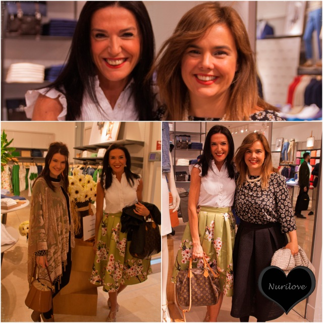 Siempre juntas: Nuria, Irantzu (Libe Llule) y Vanessa (I love Melita)
