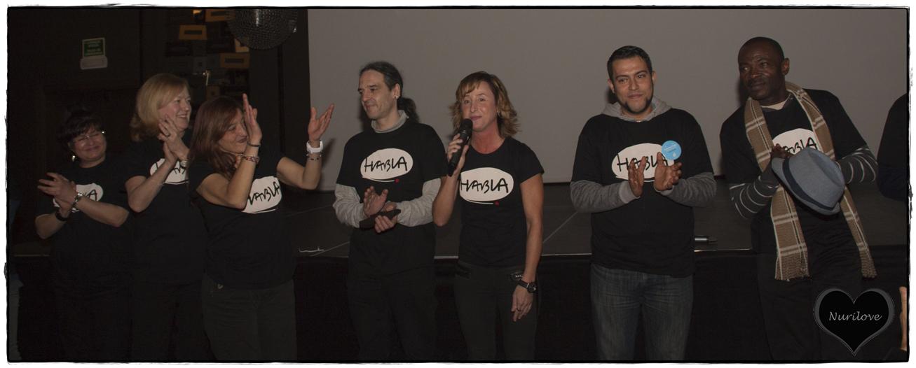 Parte de los participantes