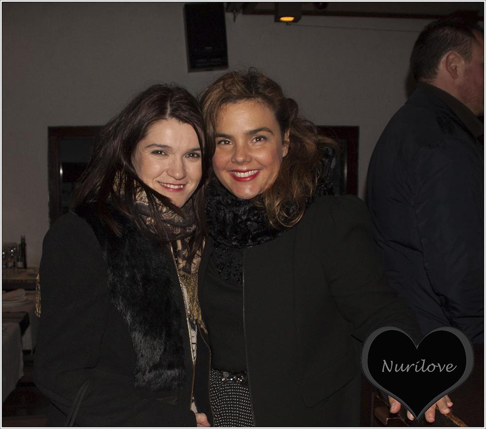 Nurilove y Vanessa (I love Melita)