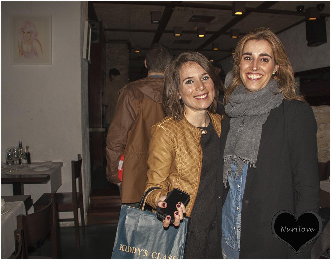 Eunate y Susana de Jotaonce