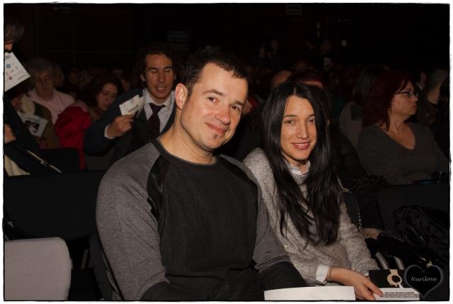 Andrés Febrero y Marta Peña