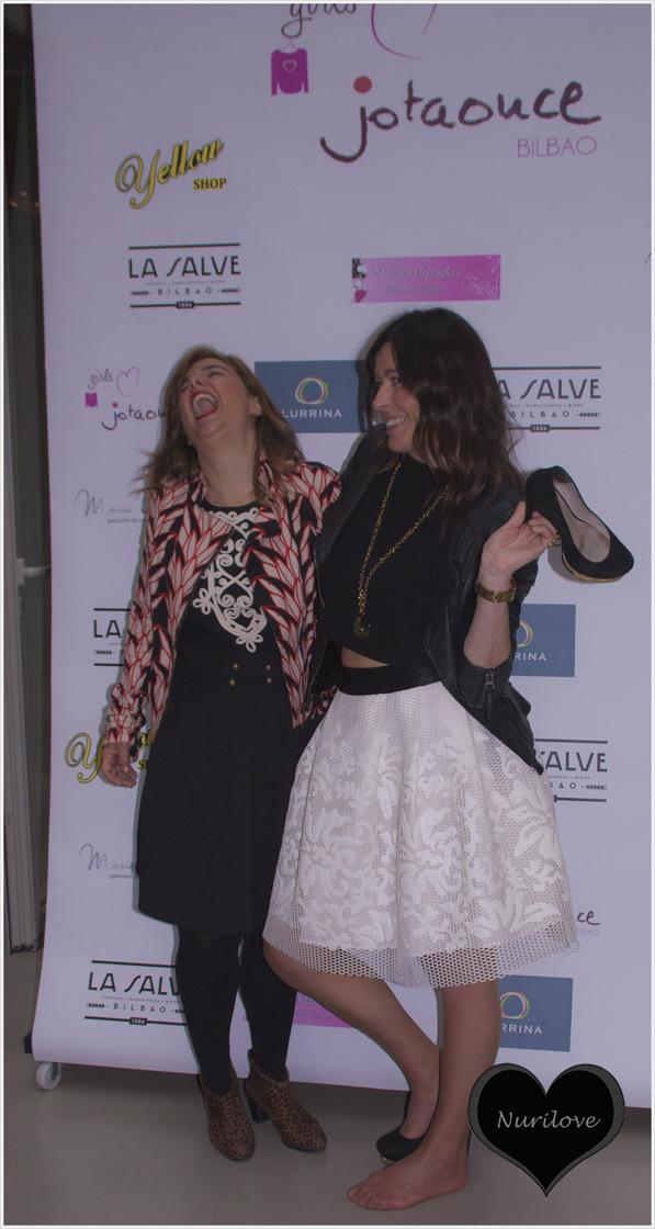 Vanessa (I love Melita) y Silvia (Sylvia's closet by Silvia)