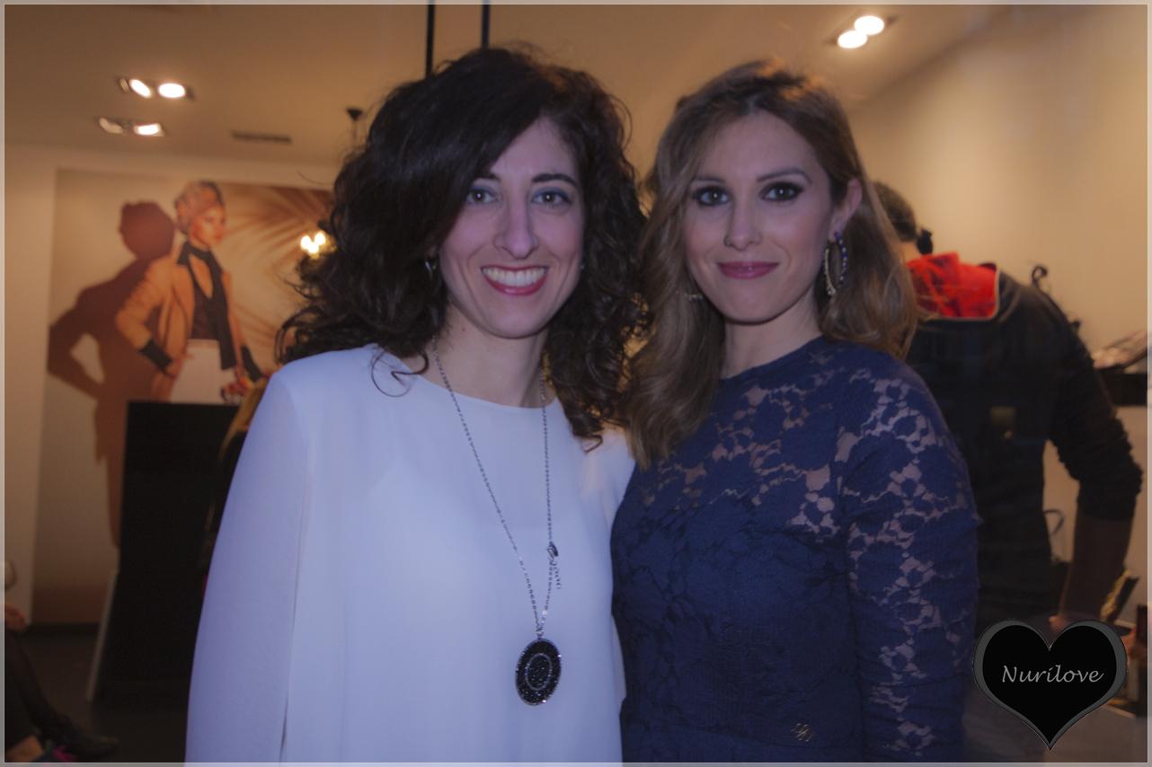 Sonia (@sonanelor) y Esti (@__esti__)