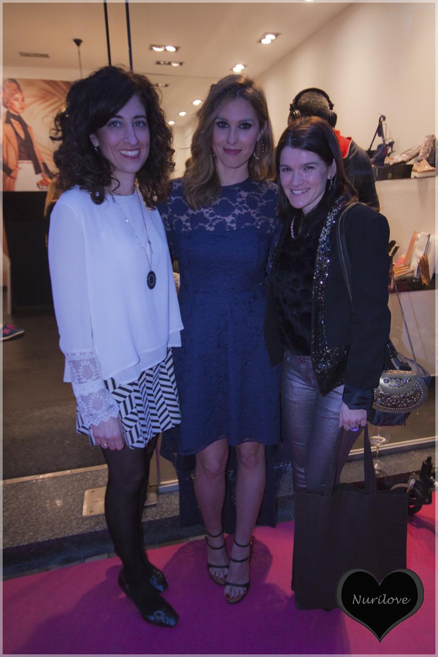 Sonia (@sonanelor), Esti (@__esti__) y Nurilove