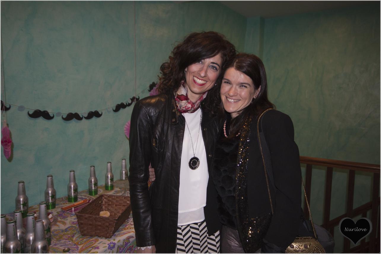 Sonia y Nuria