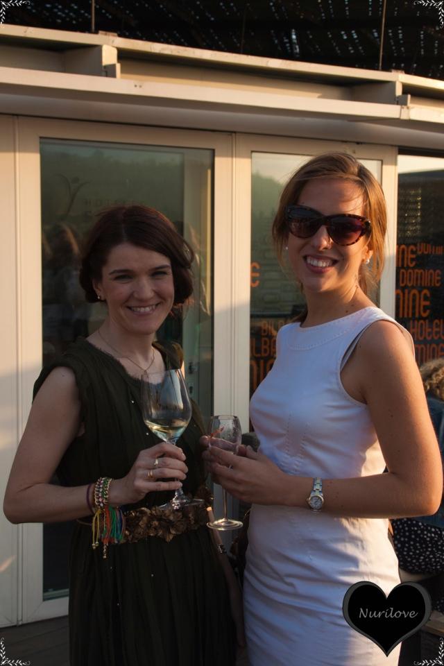 Nurilove y Amaia (Fashion Traveling)