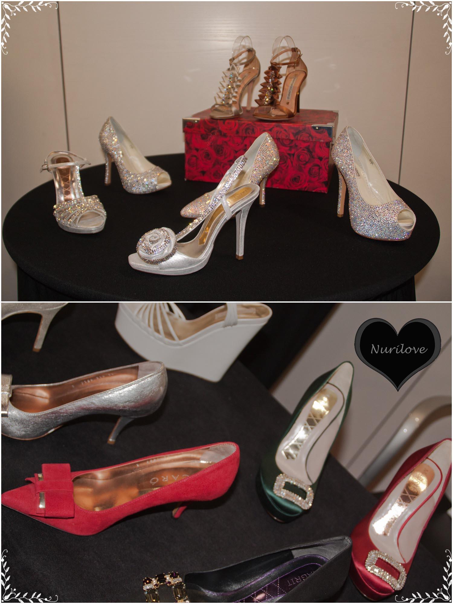 Zapatos de novia y de ceremonia