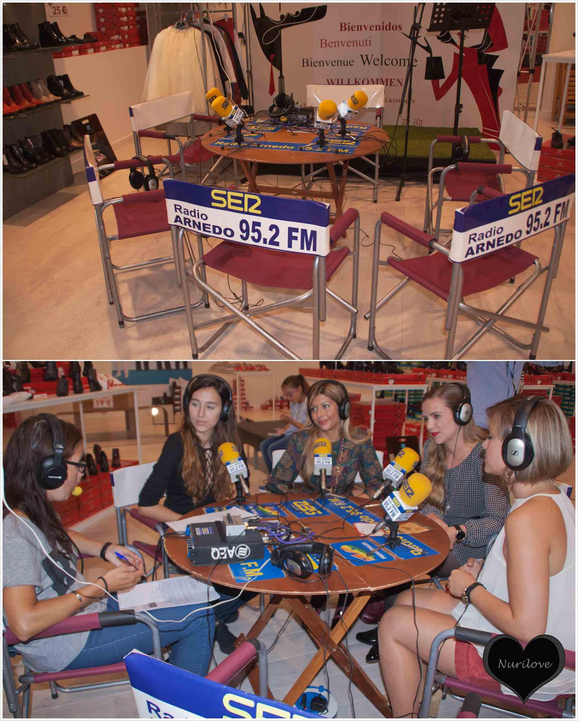Entrevista con Cadena Ser-Radio Arnedo